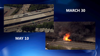 TIMELINE: In just 6 weeks, I-85 almost set to reopen for traffic