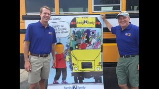 PHOTOS: Stuff the Bus 2016