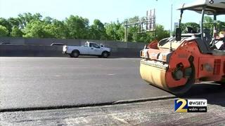 Lane closures, traffic changes near I-85 bridge