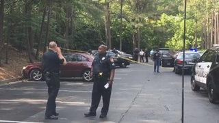 Man ambushed by gunman outside apartment