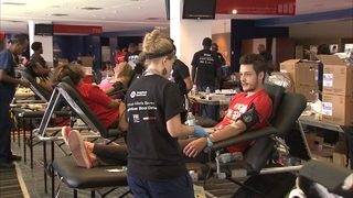 Braves host All-American Blood Drive