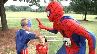 Strong4Life Superhero Sprint returns to Piedmont Park