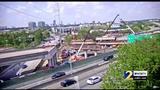 TIMELAPSE: I-85 bridge from start to finish