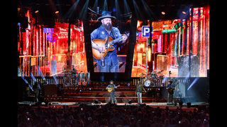 Zac Brown Band to play National Anthem at college football national championship