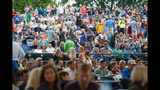 And a packed house filled Verizon Wireless Amphitheater in Alpharetta for the opening dates of the tour.
