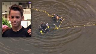 Boy celebrating 5th grade graduation drowns in pond