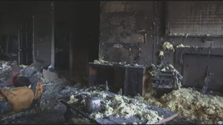 Fire officials warn of fires caused by TV remote batteries