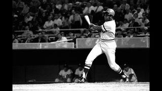 Baseball legend