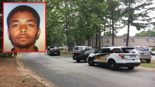 Suspect wanted in shooting of  2 College Park officers captured