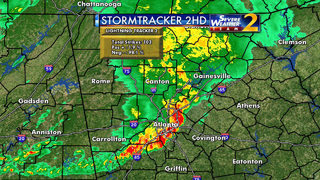 Severe Thunderstorm Watch canceled for all counties