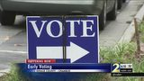 Early voting begins for 6th District Congressional race