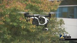 Neighbors say drone flying too close for comfort