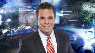 Meteorologist Brian Monahan