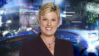 Meteorologist Karen Minton