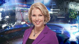 Meteorologist Katie Walls