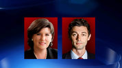 Karen Handel and Jon Ossoff will debate LIVE ONLY ON Channel 2 at 8 p.m. on Tuesday.