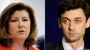 Karen Handel and Jon Ossoff will debate live on Channel 2.