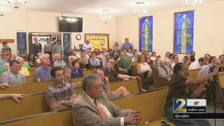 Neighbors hold community meeting to fight high assessments