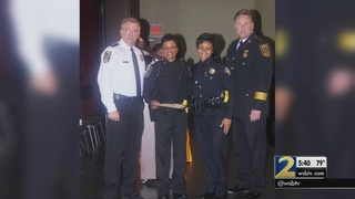 Several women prepare to defend and protect DeKalb streets after…