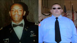 Sgt. Curtis Billue and Sgt. Christopher Monica.