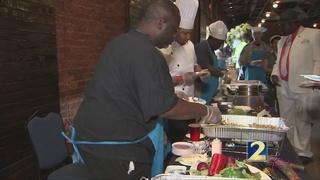 Family Food Fest celebrates fathers