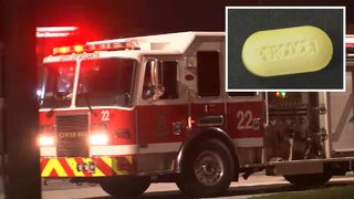 Firefighters become targets of dangerous-drug scare