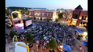 FREE movies around Atlanta