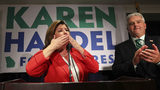 Karen Handel says her first goal is to reunify the 6th District