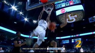Feature: Tech basketball player Josh Okogie