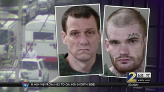Inmates accused of killing corrections officers to appear in court