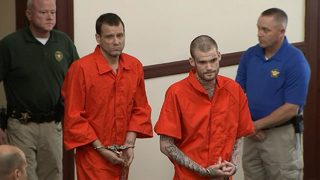 Inmates accused of killing prison officers indicted on murder charges