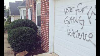 PHOTOS: Cars, homes damaged after vandalism spree