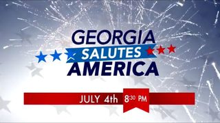 Georgia Salutes America