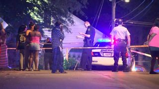 2 dead, 1 injured in triple shooting