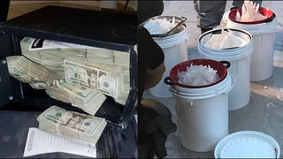 From Mexico to metro Atlanta: Bust nets $1M in meth, $250K in cash