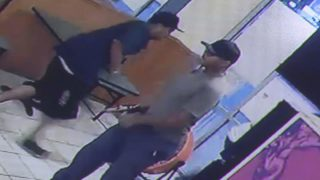 Video shows man open fire, kill customer inside busy Chinese restaurant