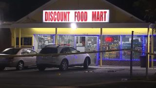 2 people shot outside Atlanta food mart