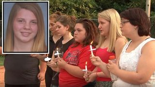 Friends, family hold vigil for teen killed in hit-and-run