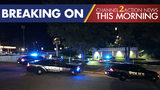 Home invasion led to deadly shooting outside bank in DeKalb County.
