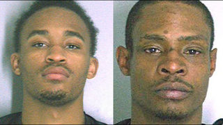 Son arrested, dad sought in killing of laundromat worker