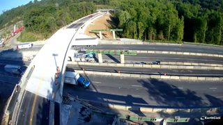 Lightning fast: GDOT replaces large bridge in one weekend