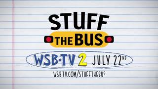 Help Channel 2 Stuff the Bus on July 22