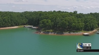 Recent rainfall helps drought, but not enough for Lake Lanier