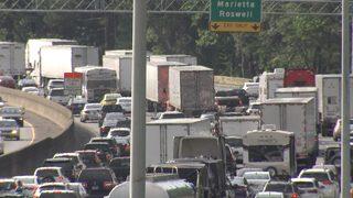 Would truck-only lanes help metro Atlanta traffic?