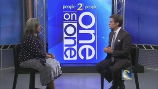 Dr. Oz is One on One with Jocelyn Dorsey