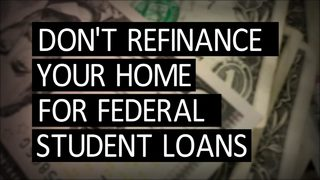 What not to do when paying off your student loans