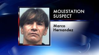 Massage therapist accused of molesting 11-year-old boy