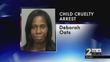 Mom left child home alone while clubbing, police say