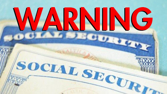 Warning: Social Security crooks trying get personal info in new phone hoax