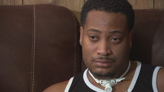 Father robbed, left for dead outside apartment complex